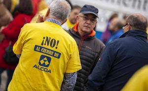 El Gobierno y Alcoa buscarán alternativas al cierre, pero sin la participación directa de los sindicatos