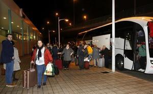 Asturias, de nuevo sin tren a Madrid... y en el inicio del puente