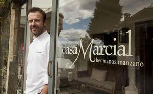 Nacho Manzano, mejor cocinero del año en los premios Club de Gourmets