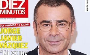 Jorge Javier Vázquez: «Mi ex me pilló en la peor época»