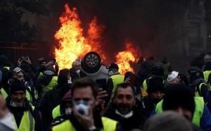 Chalecos amarillos: quiénes son y por qué protestan