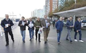 La cárcel asturiana necesita 70 funcionarios, que tienen una edad media de 56 años