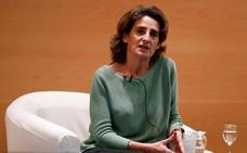 Teresa Ribera, contraria a los toros y la caza: «Disfruto de los animales vivos»