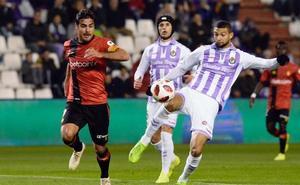 El Valladolid vuelve a ganar y pasa a octavos abrazado a Daniele Verde