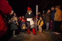 'El Farolero' desembarca en Candás