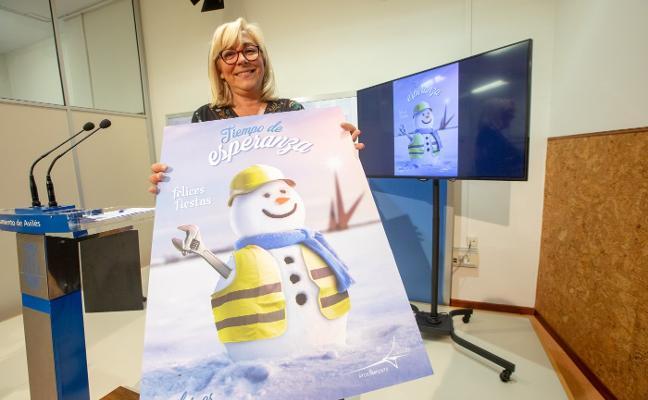 La pista de hielo abre un programa navideño con música, deporte y actividades infantiles