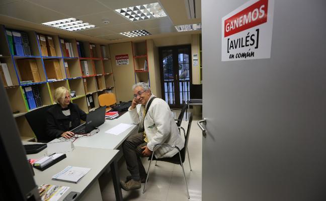 PSOE y Ganemos acercan posturas en la negociación presupuestaria