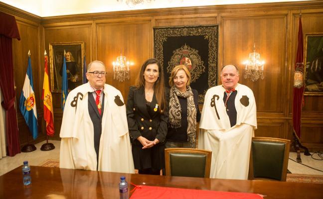 La Orden del Camino de Santiago reconoce a Ana López Martín