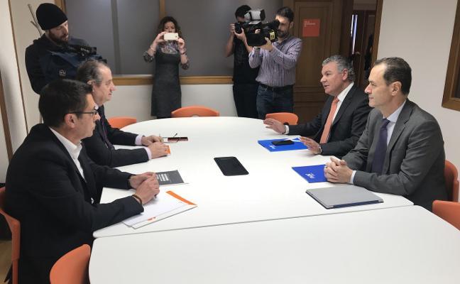 Ciudadanos defiende las propuestas de Fade porque son «fundamentales» para Asturias