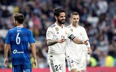 El sierense Álvaro Fidalgo debuta con el Real Madrid