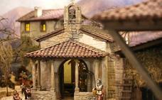 Belén de la Plaza de Trascorrales en Oviedo