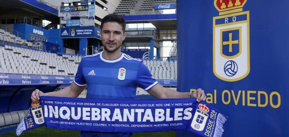 Omar Ramos: «Vengo a ayudar a estar lo más arriba posible»