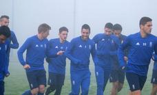 Entrenamiento del Real Oviedo (6-12-18)