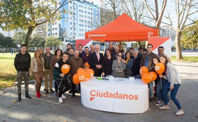 Ciudadanos fija para enero la elección de su cabeza de lista