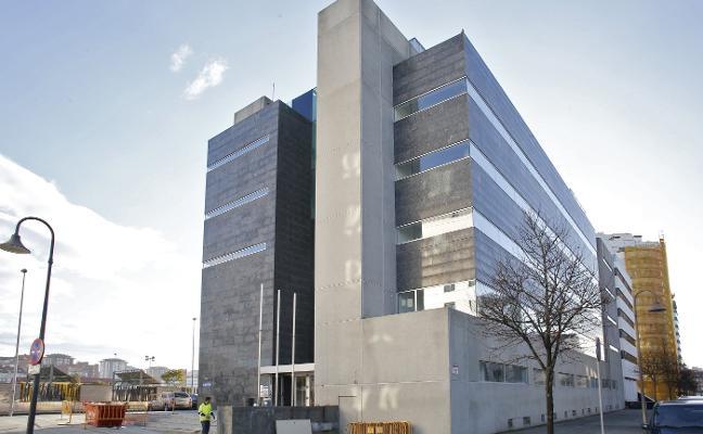 El Principado se mudará a los juzgados de Poniente en el primer trimestre del año