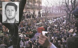 García Juliá, el asesino de Atocha, de narco a conductor de Uber