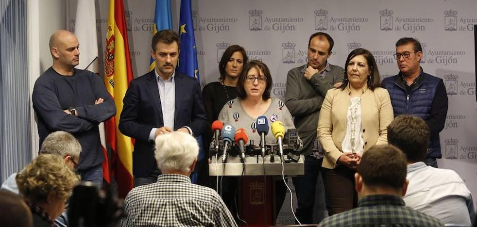 La concejala socialista Begoña Fernández deja el Ayuntamiento para incorporarse al gabinete de Pedro Sanjurjo