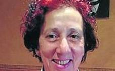 Inmaculada González-Carbajal presenta hoy en Luarca 'Y al final... todos calvos'