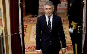 Marlaska quiere aprobar a principios de 2019 el fin de las concertinas en Ceuta y Melilla