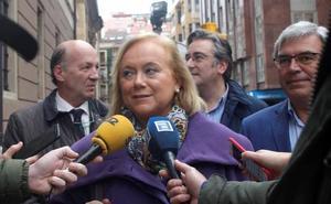 Mercedes Fernández dice que la candidatura debe ser «representativa y con experiencia» porque la situación «no está para experimentos»