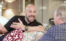 Pepe Reina a Bertín Osborne: «He ido a cuatro mundiales pero he jugado poco»