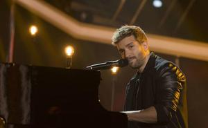 Pablo Alborán, nominado al Grammy de pop latino
