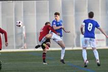 Arenas Club 0-3 Real Oviedo Vetusta, en imágenes