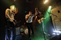 Intensidad y diversión en el concierto de Carolina Durante en Oviedo