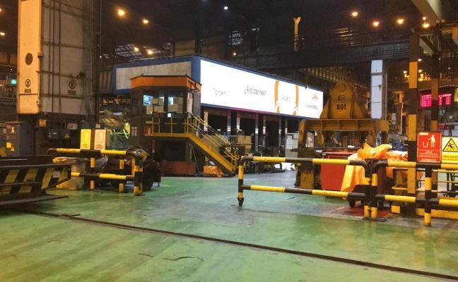 Arcelor parará las líneas de hojalata de Avilés para ajustar la producción
