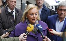 Mercedes Fernández alerta del riesgo de «experimentos» en la candidatura del PP asturiano