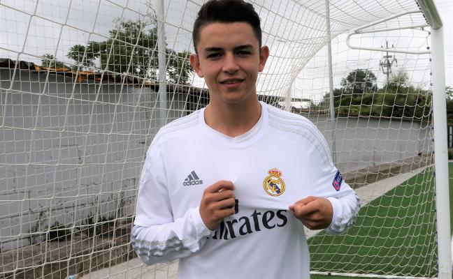 «Hay mucho trabajo detrás de este debut en el Real Madrid»