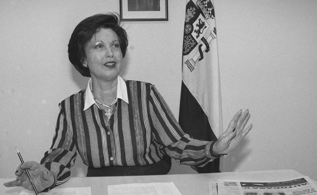 Fallece a los 81 años Manuela Herrero, exjefa del Negociado de Extranjería de la Comisaría