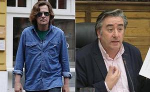 El concejal Pablo González califica a Nacho Vegas de «pacifascista» por «taparme la boca»
