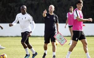 José Alberto: «Vamos a intentar ganar en Elche, no podemos pensar en empatar»