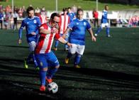 El Genuine del Oviedo triunfa en el triangular