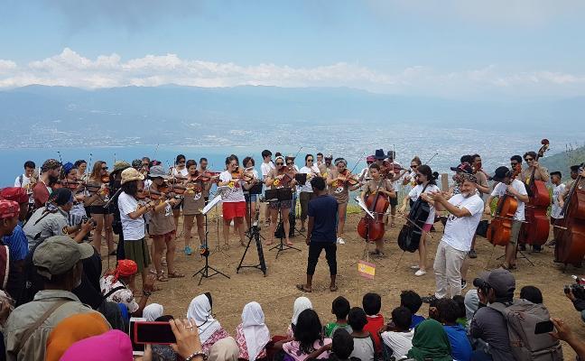 Una orquesta de Asturias para el mundo