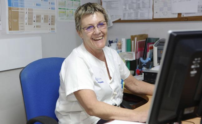 «La consulta de una enfermera de Primaria es como el diván del psiquiatra»