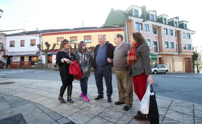 San Claudio quiere patrullas vecinales para vigilar a los menores del centro de Loriana