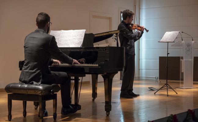 El aniversario de Tito Bustillo se despide con música clásica