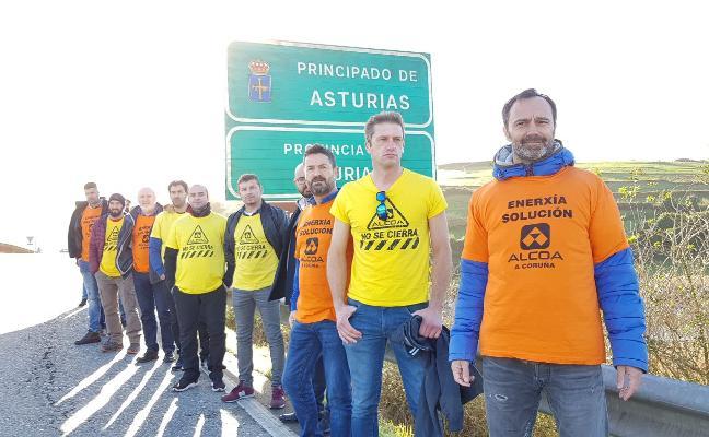 Los comités de Alcoa convocan una huelga y una marcha conjunta para el 19