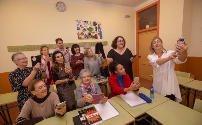 La Escuela de Idiomas, pionera en practicar inglés con una aplicación móvil