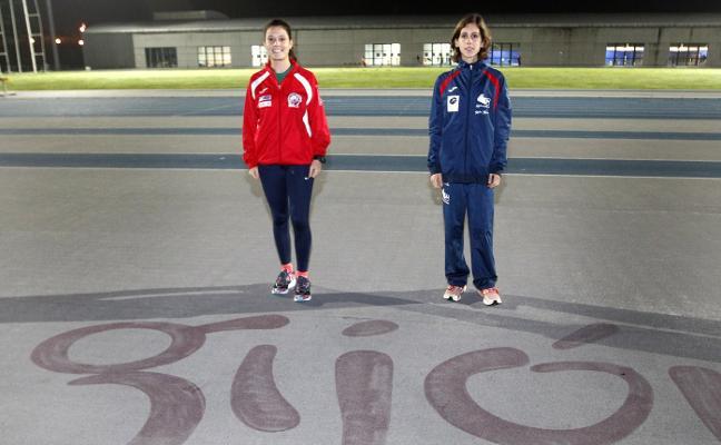 Paula González e Isabel Barreiro se la juegan en el Europeo de campo a través