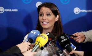 Andrea Levy: «El esfuerzo del equipo del PP en Asturias tendrá su recompensa en las candidaturas autonómicas»