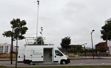 IU propone ubicar la estación móvil de calidad del aire en la avenida de la Argentina