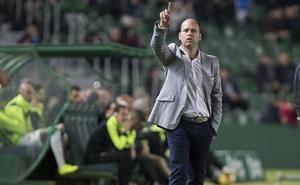 José Alberto: «Hemos perdido dos puntos en Elche»