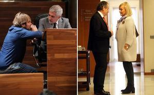 Los partidos asturianos se atrincheran para una campaña polarizada entre izquierda y derecha