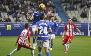 Carlos Martínez: «Con tantos goles encajados, en Segunda es complicado ganar partidos»