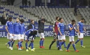 Frenazo del Real Oviedo en el Tartiere