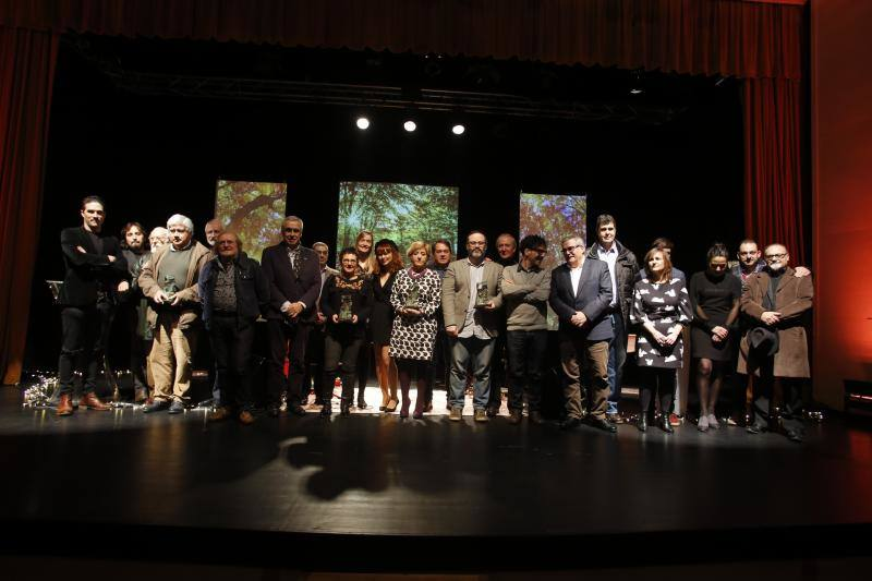 Mieres entrega los Premios Serondaya a la Innovación Cultural