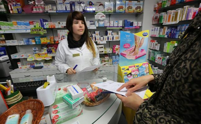 El 70% de los adultos del área sanitaria han retirado algún fármaco en los últimos seis meses